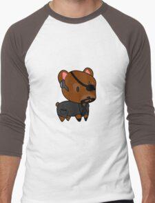 My little Fury Men's Baseball ¾ T-Shirt
