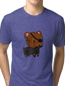 My little Fury Tri-blend T-Shirt