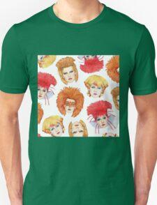 Four Faces of Toyah Unisex T-Shirt