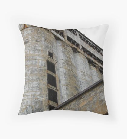 Elevator to the Past Throw Pillow