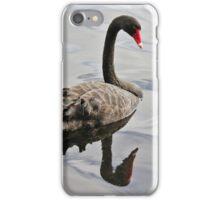 Black Swan I iPhone Case/Skin