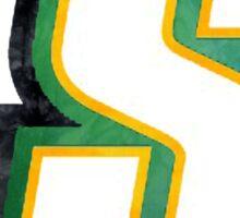 Siena College Tie Dye Logo Sticker