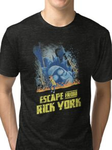 Escape from Rick York Tri-blend T-Shirt