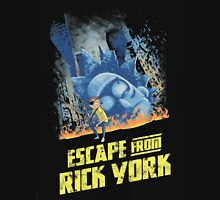 Escape from Rick York Unisex T-Shirt