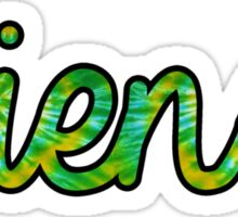 Siena Tie Dye Sticker