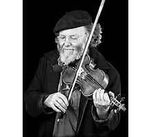 The Fiddler Photographic Print