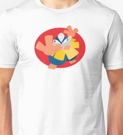 Hariyama - 3rd Gen Unisex T-Shirt