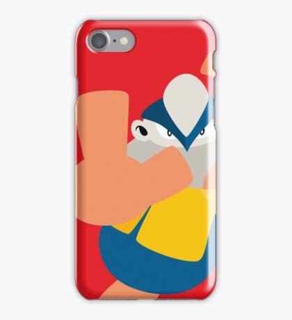 Hariyama - 3rd Gen iPhone Case/Skin