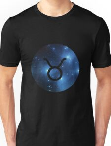 Taurus - The Bull Symbols  Unisex T-Shirt