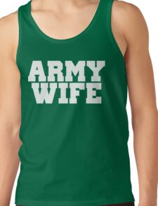 Army Wife Tank Top
