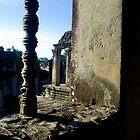 Early Morning at Angkor Wat by Joanne Piechota