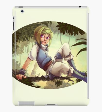 In the Trees iPad Case/Skin