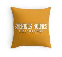 221B Throw Pillow
