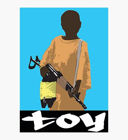 Toy Soldier 2 Photographic Print