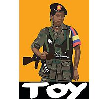 Toy Soldier 3 Photographic Print