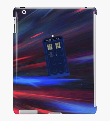 Doctor Who The Movie iPad Case/Skin