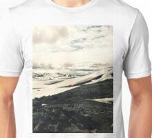 Icelandic landscape Unisex T-Shirt
