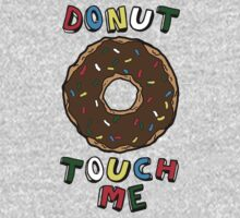 donut touch me by allie mae