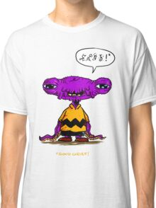 Alien Brown Classic T-Shirt