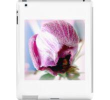 Hidden inside a Japanese Anemone iPad Case/Skin