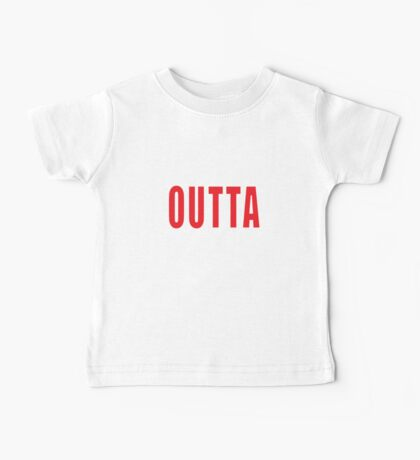 Straight Outta The Sip Baby Tee