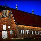 Preston, CT Barn by Debbie Robbins