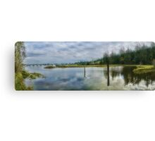 Panorama w/ Soft FX Canvas Print