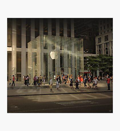 The Big Apple Photographic Print