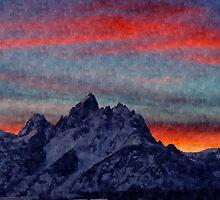 Mountain Red by BigFluffyFozzie