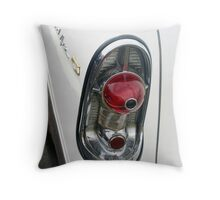 """Chevy Taillight"" Throw Pillow"