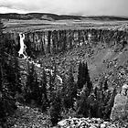 North Clear Creek Falls, Colorado by Ryan Wright