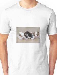 Puppies Unisex T-Shirt