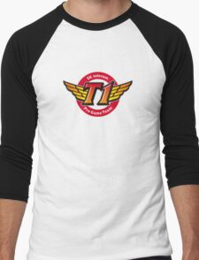 League of Legends Teams - SKTT1 Telecom Men's Baseball ¾ T-Shirt