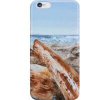 Orange Rocks iPhone Case/Skin