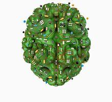 Circuit brain Unisex T-Shirt
