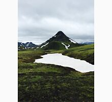 Green mountains of Iceland Unisex T-Shirt
