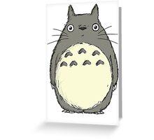 Tonari no Totoro Greeting Card