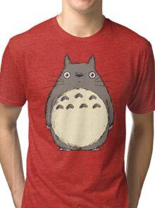 Tonari no Totoro Tri-blend T-Shirt