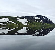 Icelandic Morning by awierzbowska