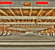 A different view under trailers by gregorydean