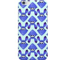 Squid - Blue/Purple iPhone Case/Skin