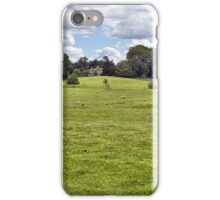 Peaceful Pastures iPhone Case/Skin