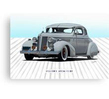 1938 Buick Special Coupe Metal Print