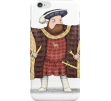 Henry Ate iPhone Case/Skin