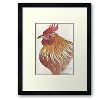 Perching in my Soul Framed Print