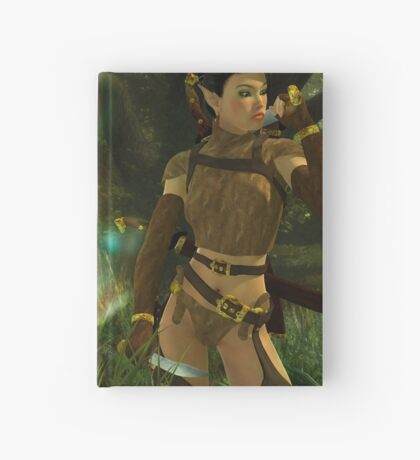 Forest Guardian  Hardcover Journal