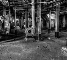 Inside Bradmill Textiles HDR by Scott Sheehan