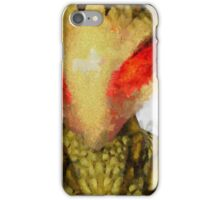 Serpent Lady by Sarah Kirk iPhone Case/Skin