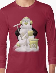 Time For A Cuppa  Long Sleeve T-Shirt
