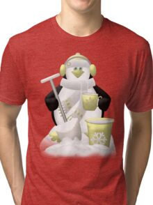 Time For A Cuppa  Tri-blend T-Shirt